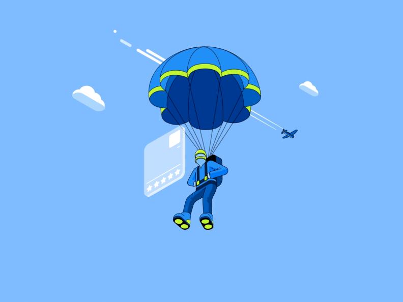 Robinhood Investing - Parachute