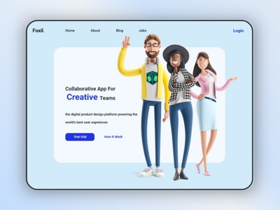 Collaborative app for creative teams ux design application minimal user interface design ui uiux uiuxdesign dailydesign app design