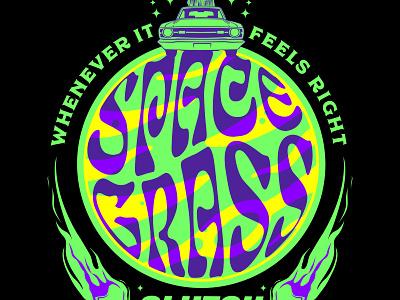 Spacegrass design