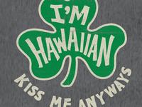 Hawaiian St Patty S