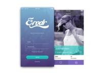 Erodr App
