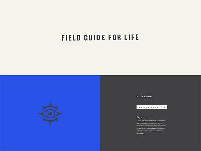 Field Guide for Life - Assets information enlighten sight guidance target eye compass