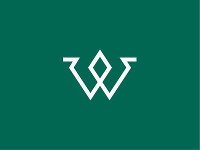 "Wildwood ""W"" oregon portland running trail diamond w wildwood"