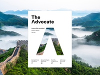 The Advocate Cover Fall 2017