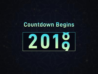 Bye 2018 - Welcome 2019