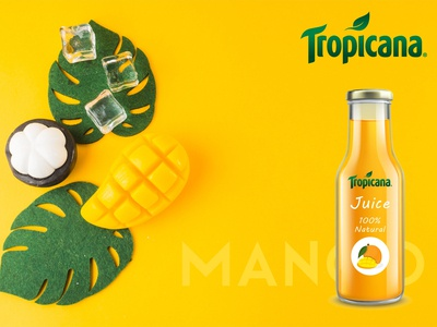 Tropicana Mango Juice