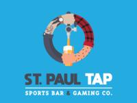 St.Paul Tap Logo