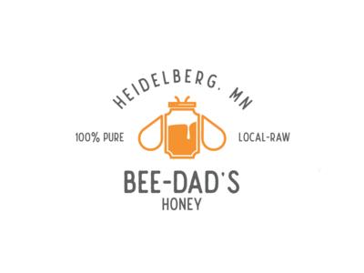 Bee Dad's Honey