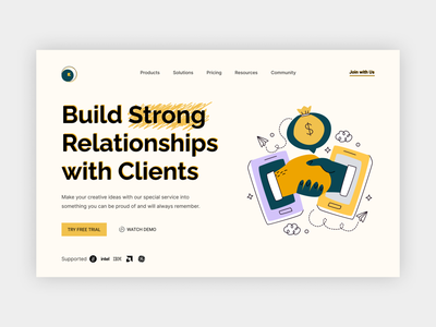 Oxana Website jobs trend strong simple project client illustration logo motion graphics graphic design 3d animation ui home flat clean best design creative branding