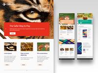 cellum newsletter design