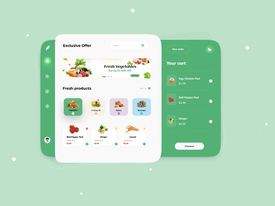 Dashboard Exploration - Online Groceries Store dashboard design dashboard app dashboard ui user experience ui design ui ui  ux graphic design uiux user interface dribbble dailyui uxresearch user interface design userinterface uiuxdesigner uidesign graphicdesign design