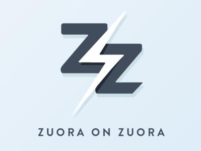 Zuora on Zuora identity design