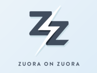 Zuora on Zuora identity design