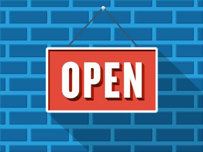 Shapeways Open Shop Final illustration icon default open shop avatar shapeways