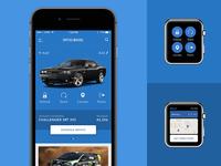 Telematics Auto App