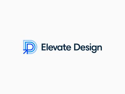 Elevate Design Logo
