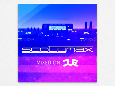 scotymax Mixed on CUE dj cover art