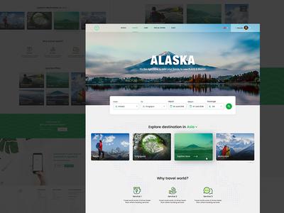 Exploration   Booking Website