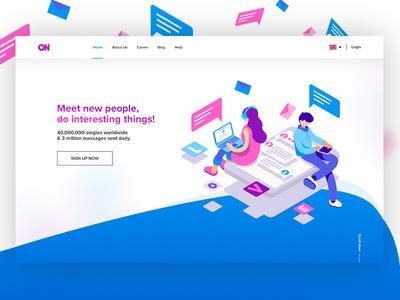 Meet new people | Exploration