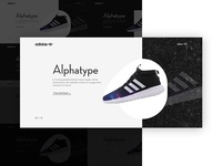 Header Exploration | adidas