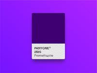 Promethazine Pantone