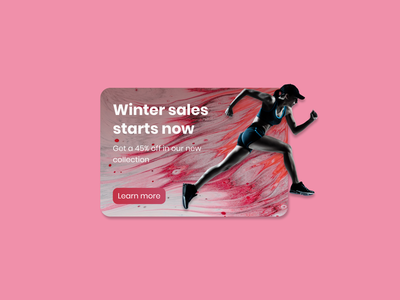 DailyUI016 pop up daily ui 016 daily ui discount sales overlay pop up banner pop up dailyui016 dailyuichallenge popup profile web photoshop ux design ux ui ui design figma design dailyui