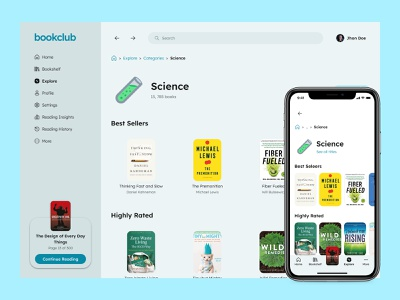 Breadcrumbs - Daily UI 056 desktop web mobile minimal ui app design