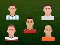 Players Illustration