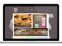 Cookie Website