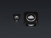 Console.fm iOS Icon