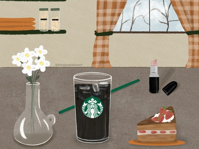 Food Illustration Vintage foodillustration procreateapp pixelart illustrator illustrations illustration art illustration design comic characters characterdesign characterart