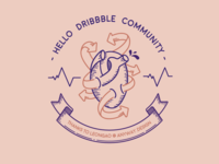 Hello Dribbble Community