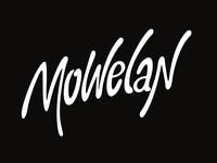 Mowelan - Lettering (WIP)