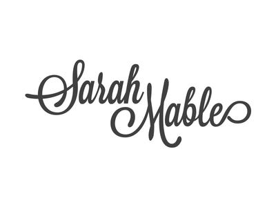 Sarah Mable Logo