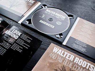 WRAF Album Art wraf album artwork cd booklet sepia photo