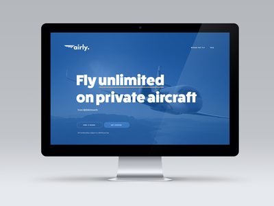 Airly Website Redesign slush startup product funsize app