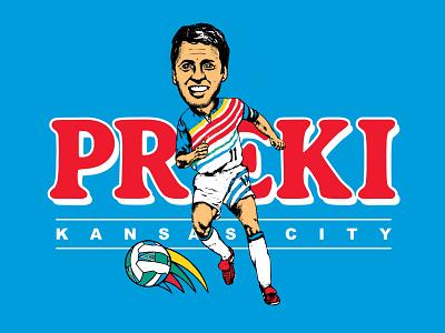 Preki soccer kansas city wizards skc sporting kansas city preki