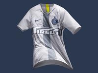 FC Internazionale Milano's 2018 Third Kit