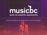 Music BC Website
