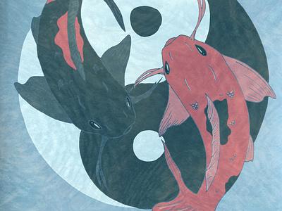 Fishes illustrator illustration drawing digital illustration digitalart artwork artist art