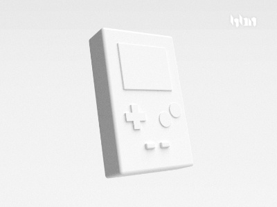 GameBoy Uncolored
