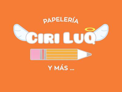 Ciriluq Shot #2 designer affinity cherub angel wings pencil hbn