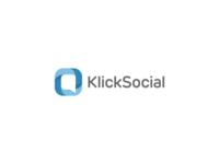 Klick Social Logo Design