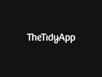The Tidy App Logo Design Type