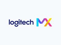 Logitech MX branding and identity design branding logo design logo