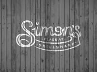 Simon's Skillshare Class Logo Design