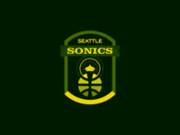 Sonics Logo Design