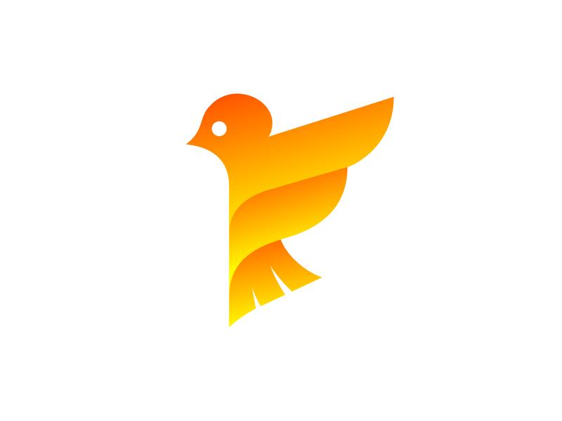 F + Bird Logo Design modern birds logotype logomark logos logodesigns logodesigner logodesign symbol wings nature animals animal bird icons icon identity branding brand logo