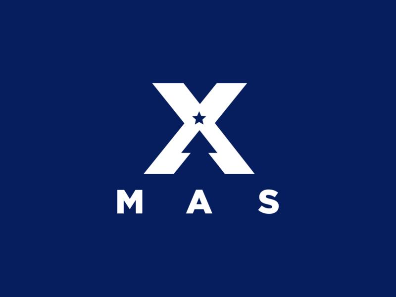 Merry Christmas Everyone! appicon smart symbol clever creative logodesign santa holiday christmas xmas navidad logodesigner negative space icons identity design icon branding brand logo