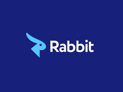 Rabbit Logo Design mascot appicon startup nature rabbit bunny animals animal creative symbol logotype logodesign icons mark branding brand identity design icon logo